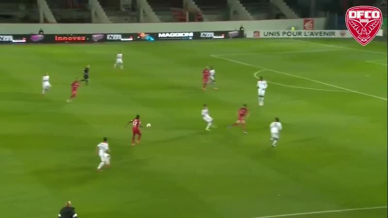 Ligue 2 Видеообзор матча Дижон 2 0 Аяччо 38 й тур 13 05 2016г Сезон 2015 2016