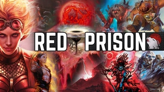 [Modern] Red Prison 🔴 Giants and Quakebringer