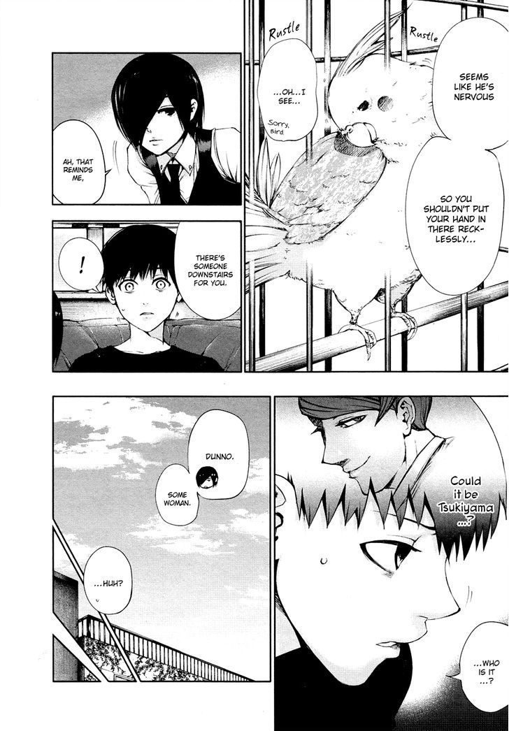 Tokyo Ghoul, Vol.5 Chapter 40 Invitation, image #14