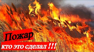 Пожар съёмка с воздуха / Стихия сметает всё на своём пути / Ужасное зрелище