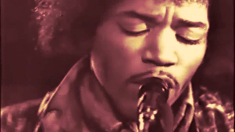 Jimi Hendrix Hey Joe Ative as LEGENDAS