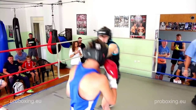 Boxing 26.08.2016 Fight 2