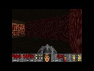 Doom II: Hell on Earth (сложность - Hurt me Plenty) #8