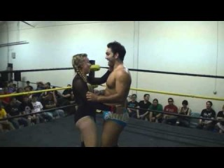 CZW Dojo Wars II: DJ Hyde & Kimber Lee vs. David Starr & Brittany Blake