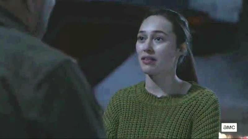 Бойтесь ходячих мертвецов 5 сезон 8 серия Алиша Кларк 4