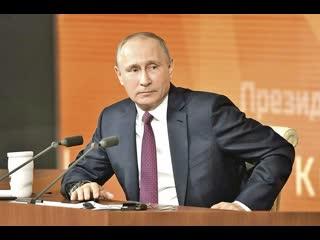 Встреча Владимира Путина с представителями общественности Крыма