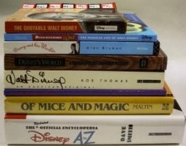 Библиотека Майкла Джексона: книги о Диснее