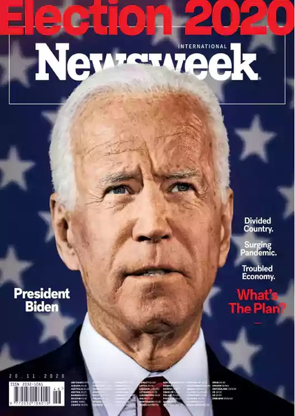 Newsweek International - 20 November 2020