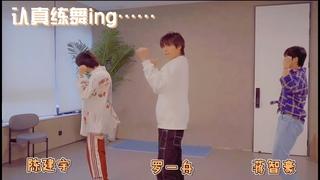 Luo YiZhou cover Crab Taxi Dance (Lisa) - Make A Wish (NCT U)