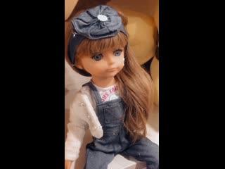 """Кукла с мимикой интерактивная шарнирная """"Алиса"""""""