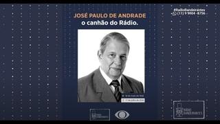 LULA NA BANDEIRANTES: HOMENAGEM A JOSÉ PAULO DE ANDRADE
