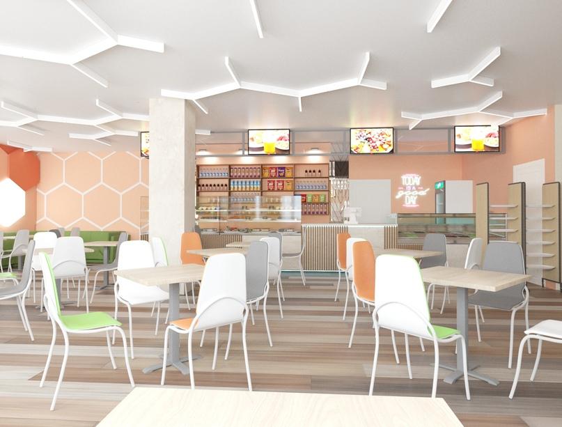 Обновлённое кафе «ГНОМ», изображение №7