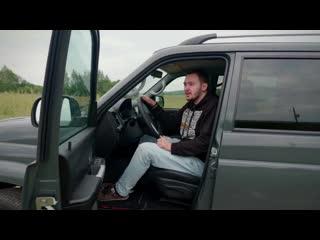 Обзор УАЗ Патриот с АКПП 7 основных отличий