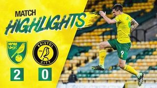 Норвич Сити 2-0 Бристоль Сити (25 тур Чемпионшипа)