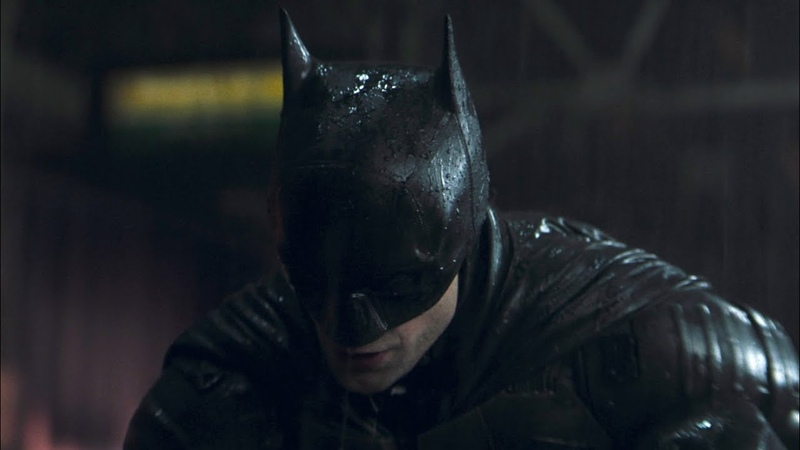 Бэтмен тизер с DC Fandome