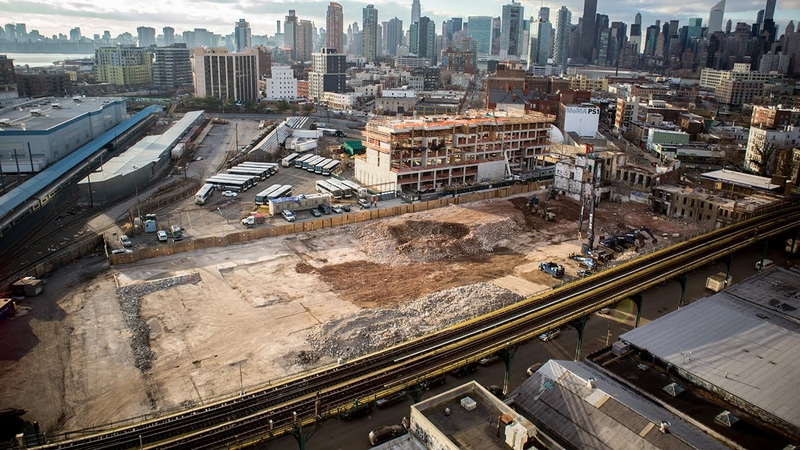 Watch The Months Long Demolition Of 5 Pointz In A One Minute Timelapse