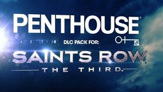 Saints Row The Third Penthouse Pack Justine Joli, Heather Vandeven, Ryan Keely & Nikki Benz Trailer