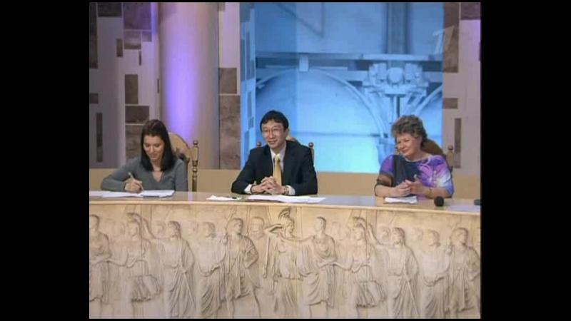 Умницы и умники (03.04.2010) сезон 18 выпуск 25
