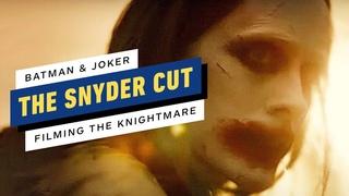 Justice League Snyder Cut: Filming the Knightmare (Zack Snyder, Ben Affleck, Jared Leto)