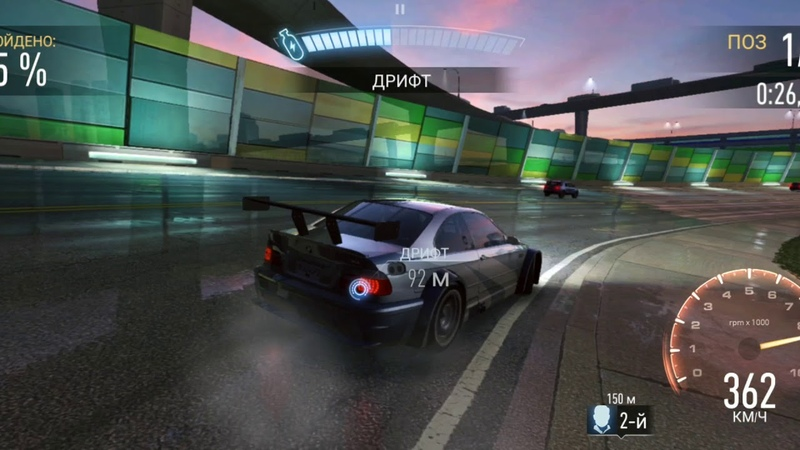 Need for Speed No Limits - Underground Rivals S6 - Red Eye Speedster Tier S