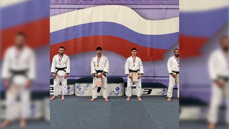 Анапский дзюдоист показал достойный результат на чемпионате России по дзюдо для незрячих спортсменов