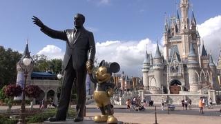 Walt Disney World 4 Park Tour | Magic Kingdom EPCOT Disney's Hollywood Studios and Animal Kingdom!