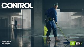 В новом трейлере приключенческой Control показали работу новой технологии от Nvidia