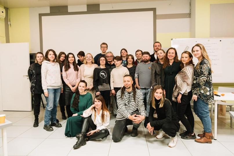 Участники и продюсеры мастерской «ВсёЯсно!Кама» 2020