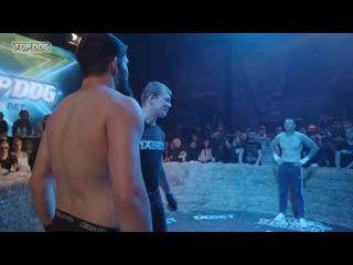 Макс ВДВ против Джанго (нокаут)