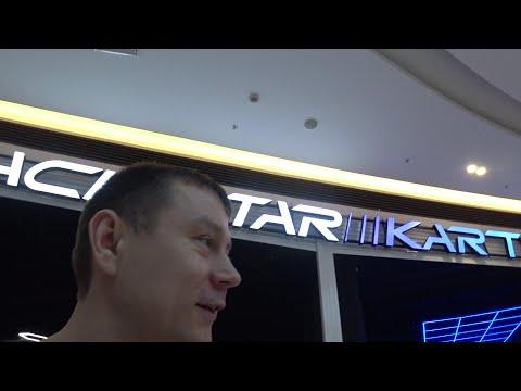 BLACK STAR KARTING Первый в России электрокартинг
