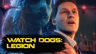 Watch Dogs Legion. Эксперимент Ubisoft.