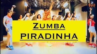 Zumba Piradinha (Remix) Gabriel Valim Zumba Dance Fitness | Vietnam PIRADINHA TIK TOK