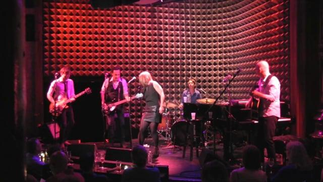 Mary McBride Band Performs Falling at Joe's Pub New York NY