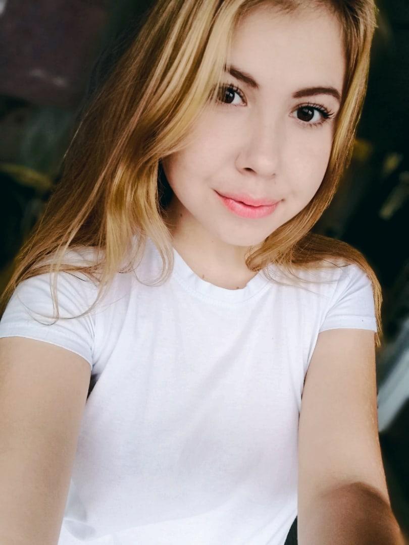 Alina, 19, Vozdvizhenka
