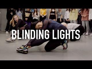 The Weeknd - Blinding Lights / Lia Kim Choreography