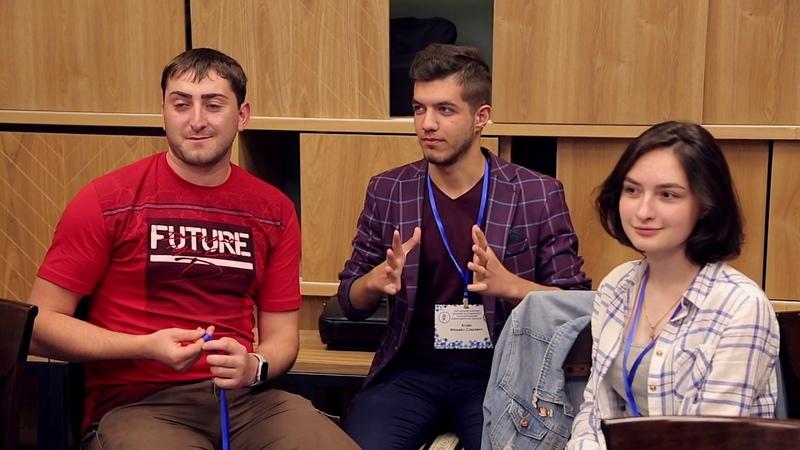 Обучающий семинар органов молодёжного самоуправления Новосибирской области