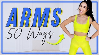 50 Weightless Arm Exercises (these REALLY work)