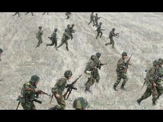Снести! Алиев в шоке – прямо в Шуше. Армяне ринулись. Враг кинулся – началось страшное