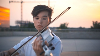 The Chainsmokers & Coldplay - Something Just Like This (Alan Milan Official Violin Cover)