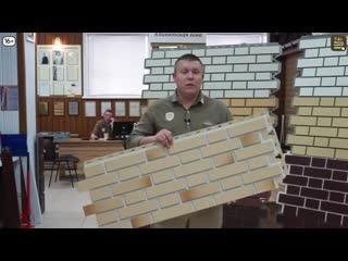 Фасадные панели под кирпич. Обзор материалов, сравнение и цены