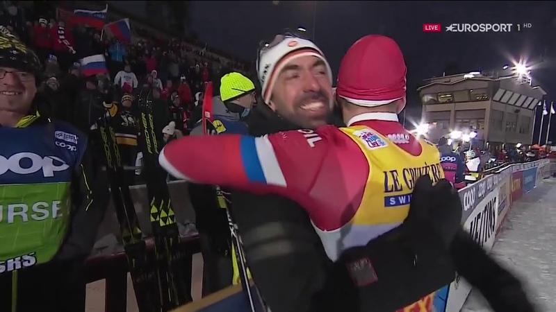 Лыжные гонки Кубок мира 2018 2019 Рука Спринт