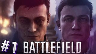 Battlefield 1 Сквозь грязь и кровь #1