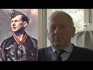 Jagdfliegerass Ritterkreuzträger Hugo Broch(81 Luftsiege) berichtet - Interview