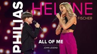"Helene Fischer & phili - ""All of Me"" by John Legend"