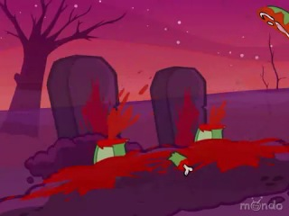 Смешарики моего детства: Хэллоуин