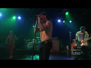 Red Hot Chili Peppers - The Roxy, West Hollywood, California