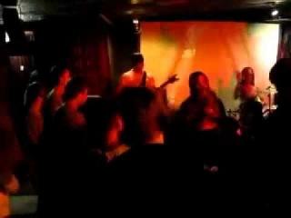 MuFFtRaiN - Lucky Strike (live in UNDERGROUND party)