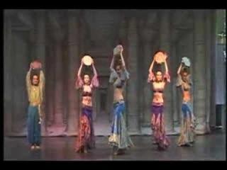"BellySema @ Rakkasah 2008 (1) Tambourine Longa ( ""Longa Farahfaza"" by Turbo Tabla) 3-16-2008"