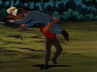 Люди Икс 1992 год Эпизод№ 61 Сезон 4 Серия 9 Оружие Икс ложь и видео