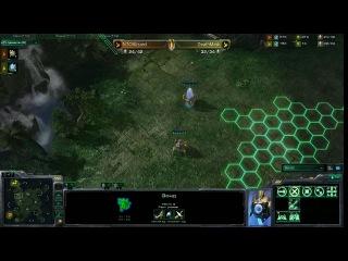 StarCraft 2 КВ ALONE 7 : VIP HDG vs cSc (Stein) part 2